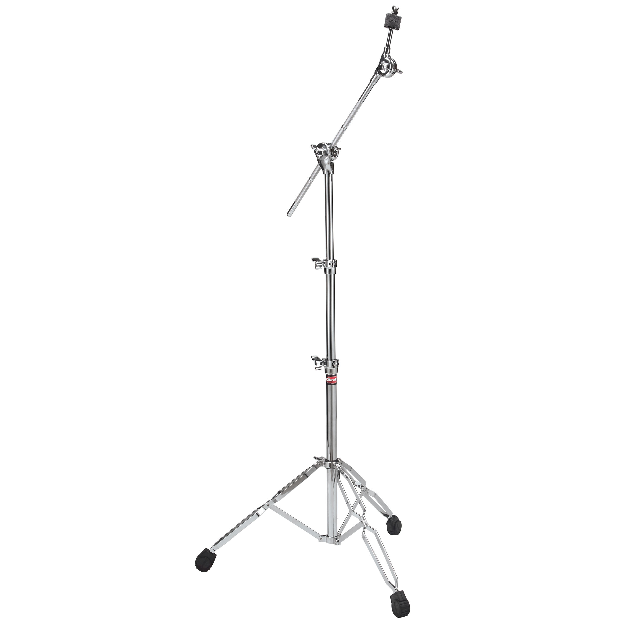 Gibraltar Medium Weight Double-Braced Boom Cymbal Stand