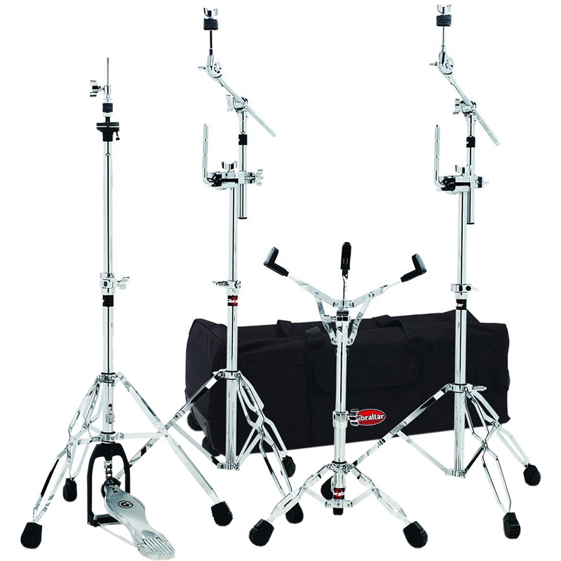 "Gibraltar 5700 Series Hardware Pack with 33"" Rolling Bag"