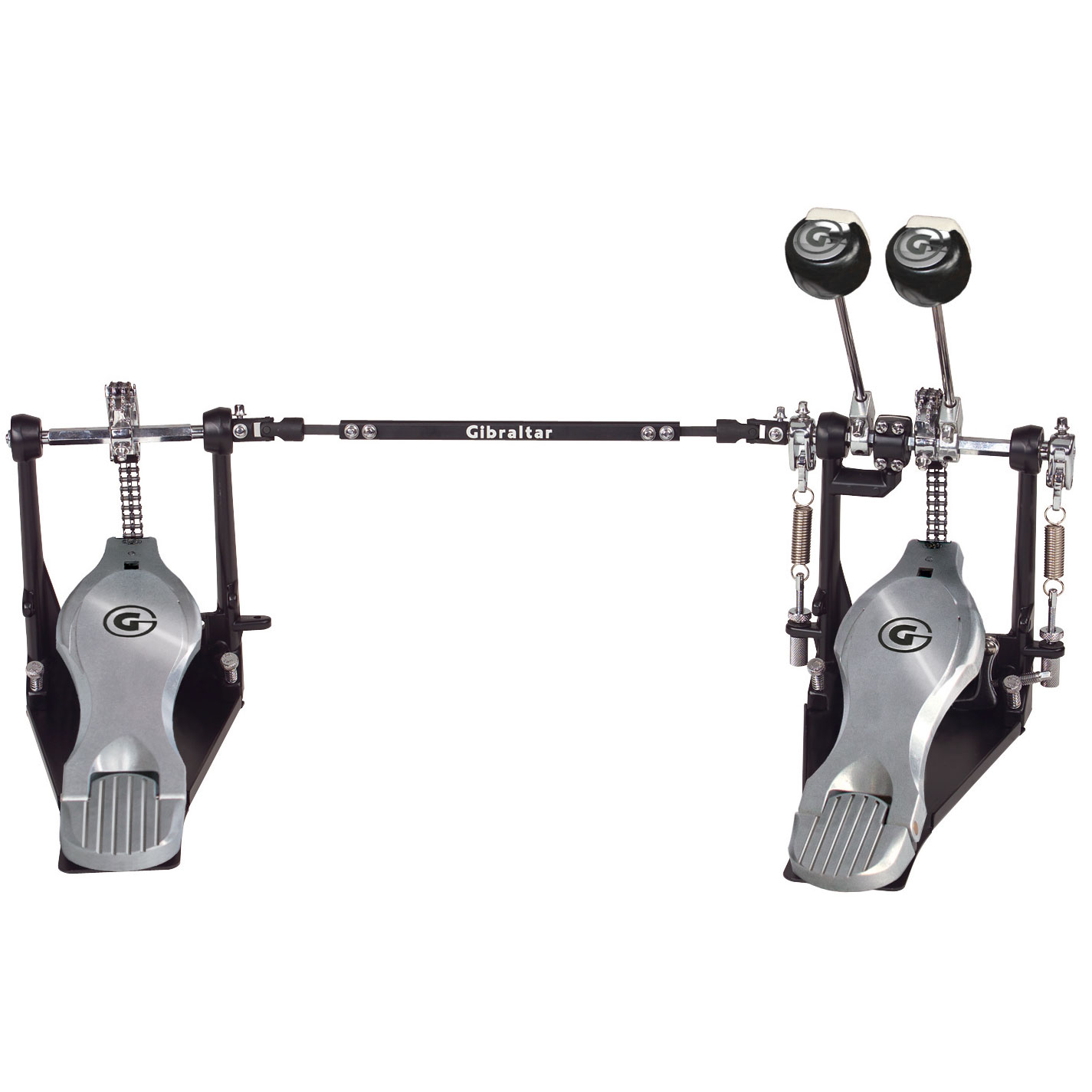 Gibraltar Avenger II Dual Chain Double CAM Drive Double Bass Pedal