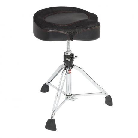 Gibraltar Professional Oversized Motorcycle-Style Drum Set Throne