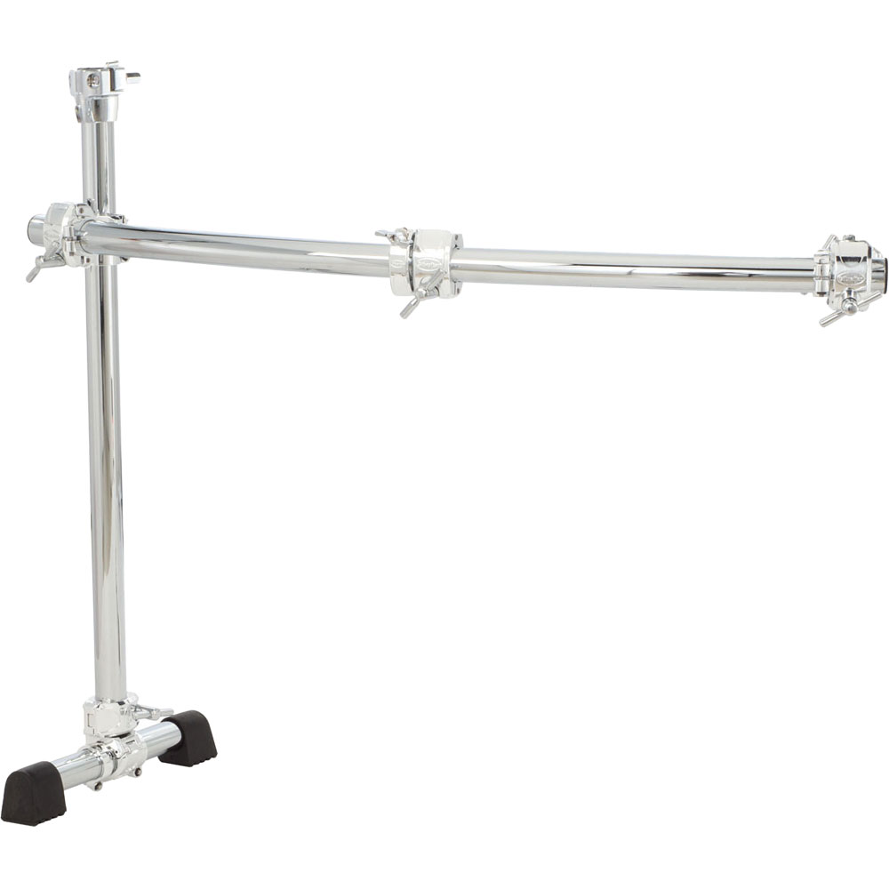"Gibraltar Chrome Series 40"" Curved Rack Side Extension"