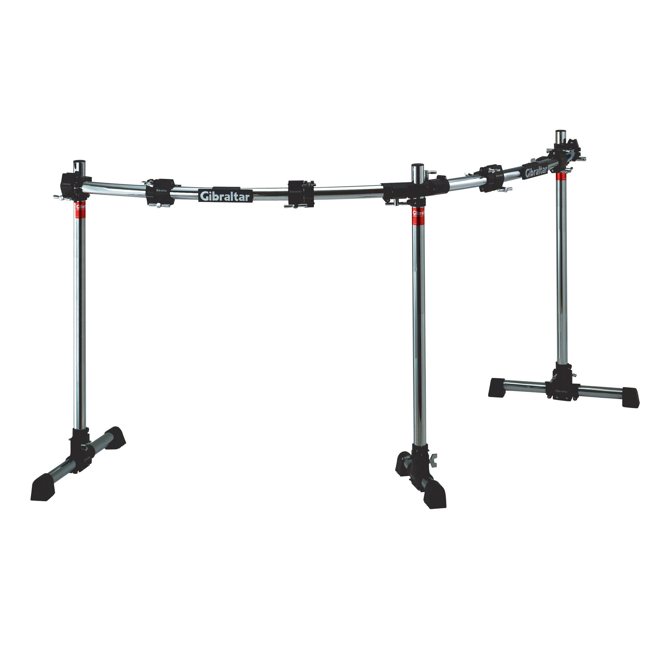 Gibraltar GRS-850DBL Curved Double Bass Drum Rack