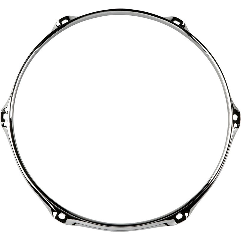 "Gibraltar 8"" 8-Lug 2.3mm Batter Side Power Hoop"