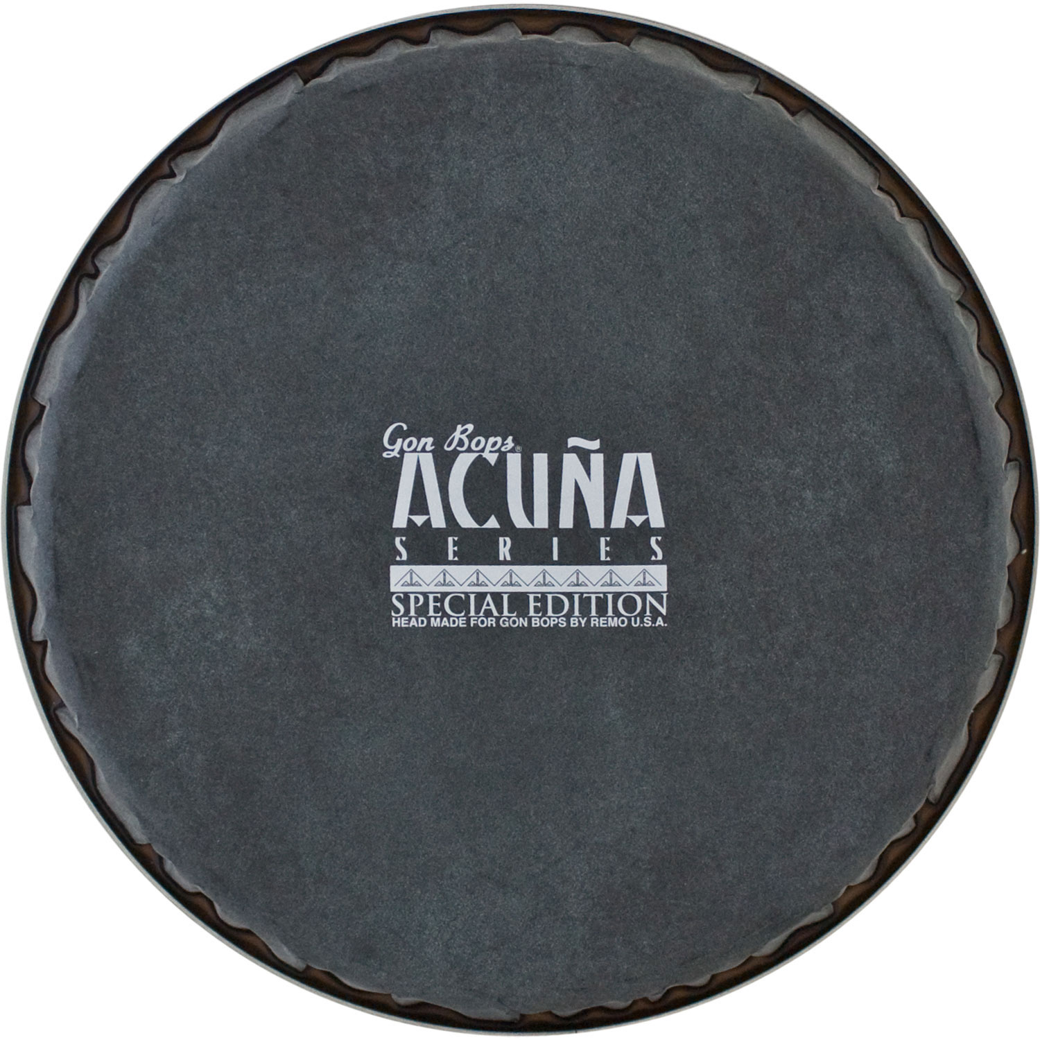 "Gon Bops 12.25"" Skyndeep Synthetic Conga Drum Head"