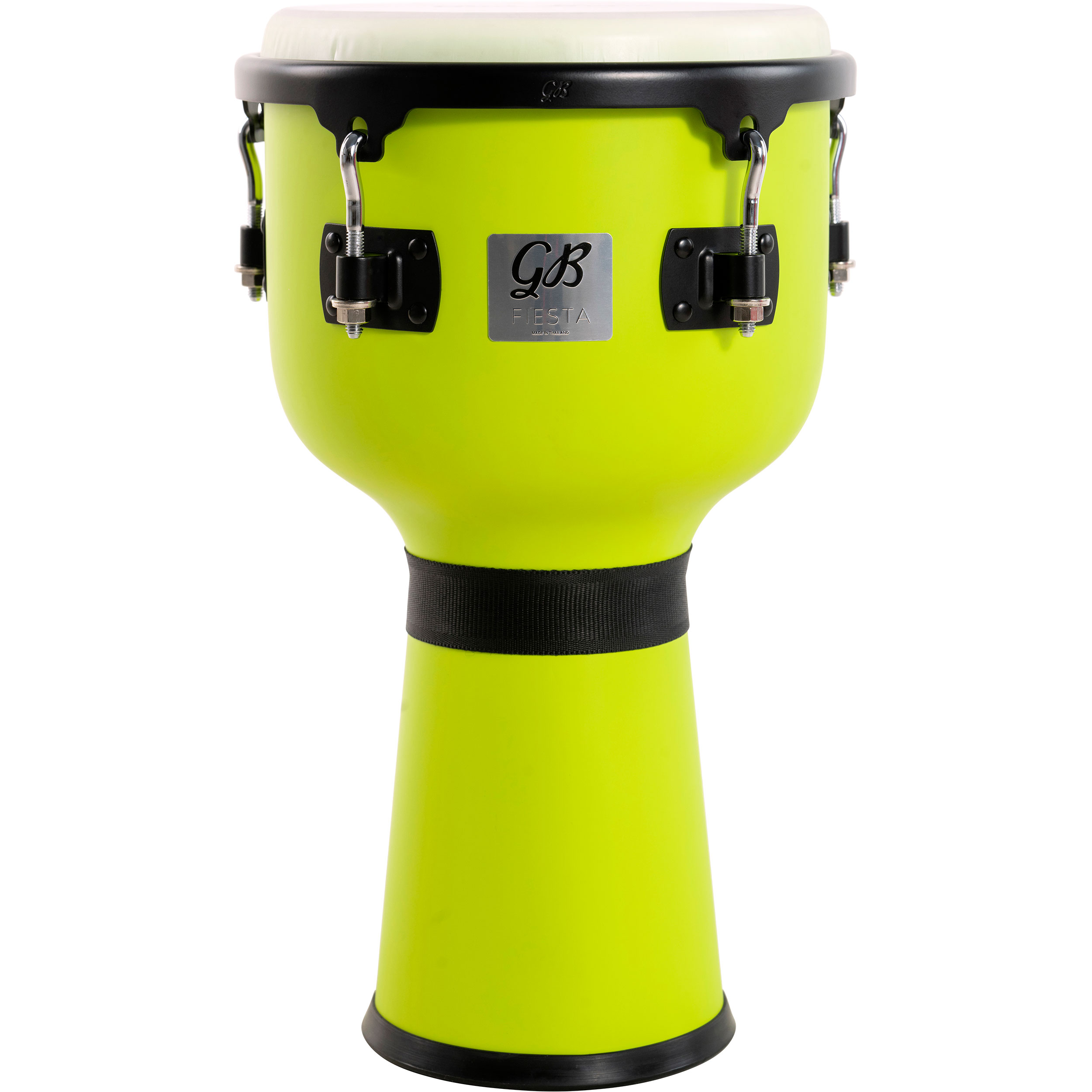 "Gon Bops 10"" Fiesta Series Djembe in Lime Crush"