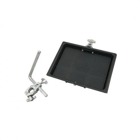 Gon Bops Small Percussion Tray with Clamp