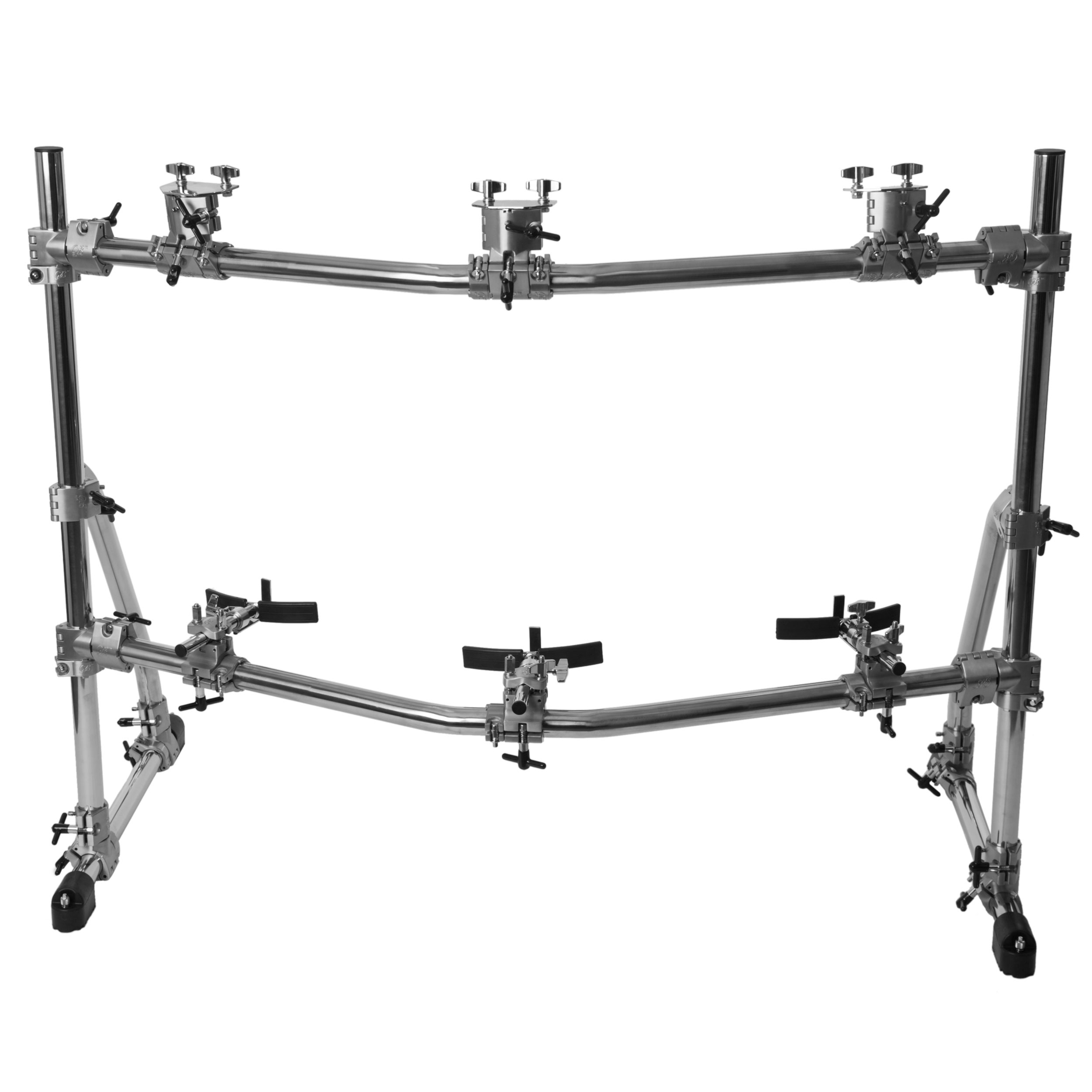 Gon Bops Complete Rack System for 3 Congas