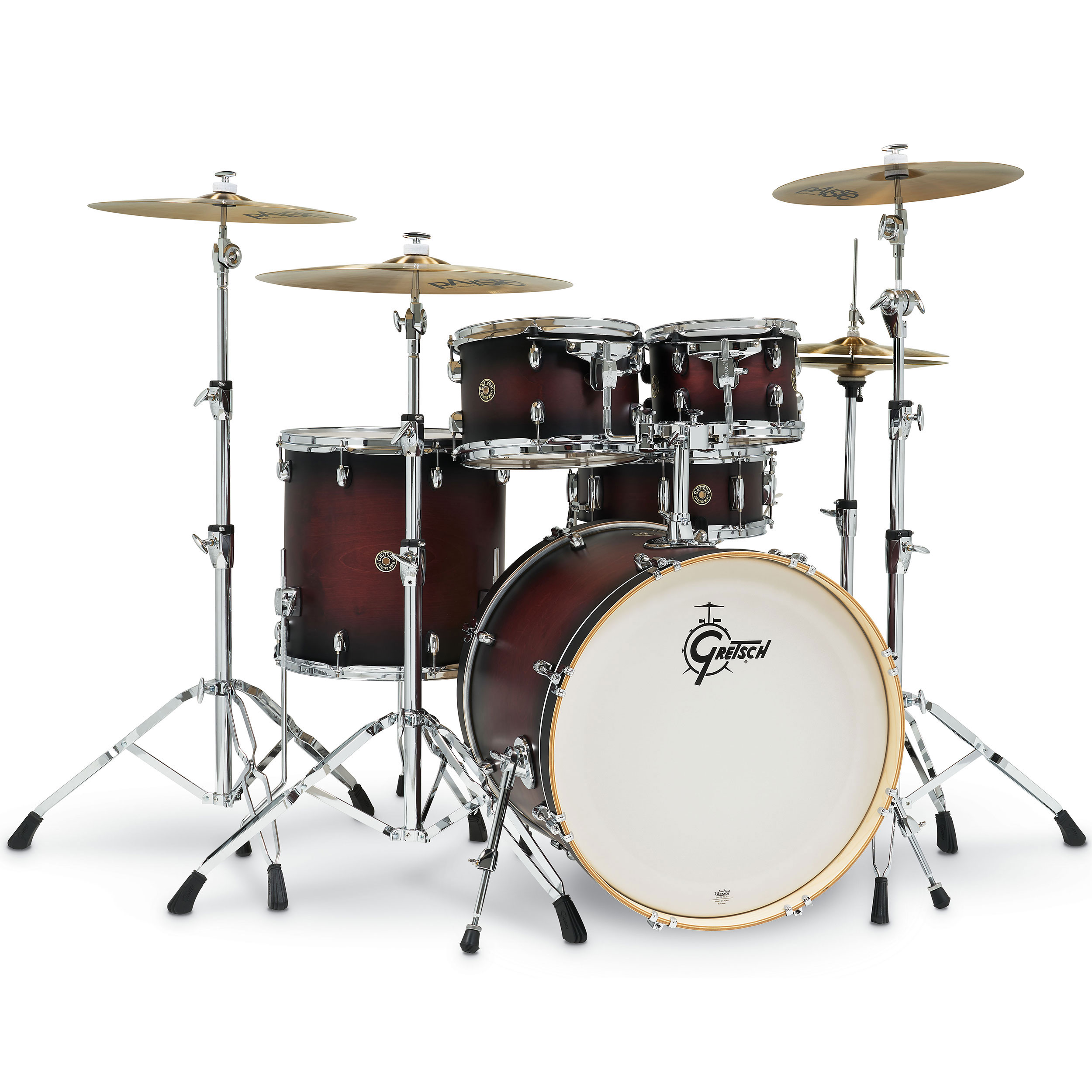 "Gretsch Catalina Maple 5-Piece Drum Set Shell Pack (22"" Bass, 10/12/16"" Toms, 14"" Snare)"