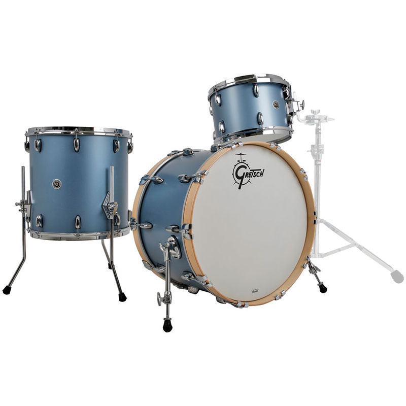 "Gretsch Brooklyn 3-Piece Drum Set Shell Pack (26"" Bass, 13/16"" Toms)"