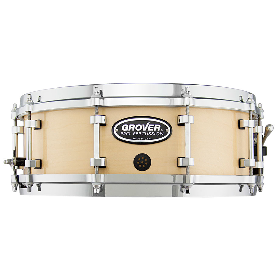 """Grover Pro 5"""" x 14"""" G1 Maple Concert Snare Drum"""