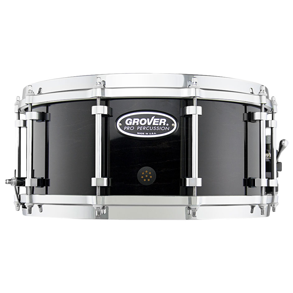 """Grover Pro 6.5"""" x 14"""" G1 Maple Symphonic Snare Drum"""