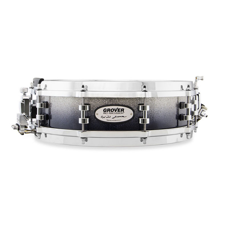 """Grover Pro 4"""" x 14"""" G3 Will James Signature Concert Snare Drum"""