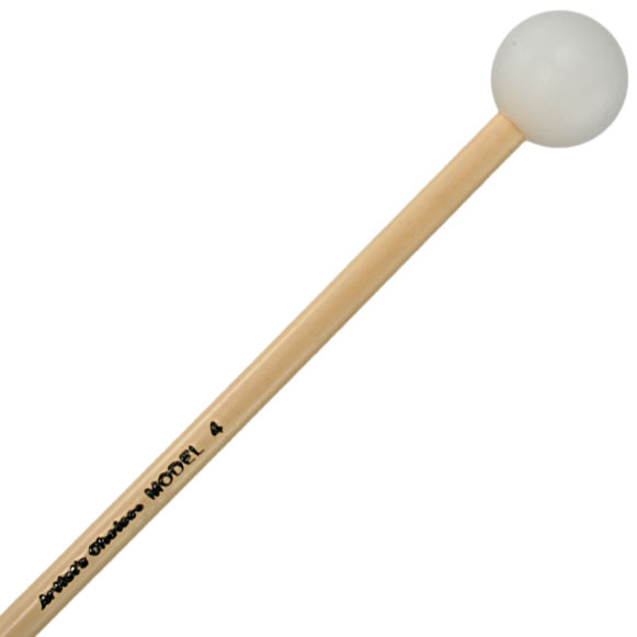 "Grover Pro 1-1/8"" Medium Polyball Xylophone/Glockenspiel Mallets"