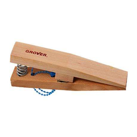 Grover Pro Professional Wooden Triangle Clip