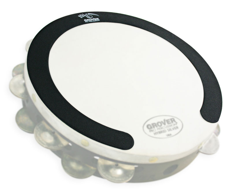 """Grover Pro 10"""" Tambourine Roll Ring"""