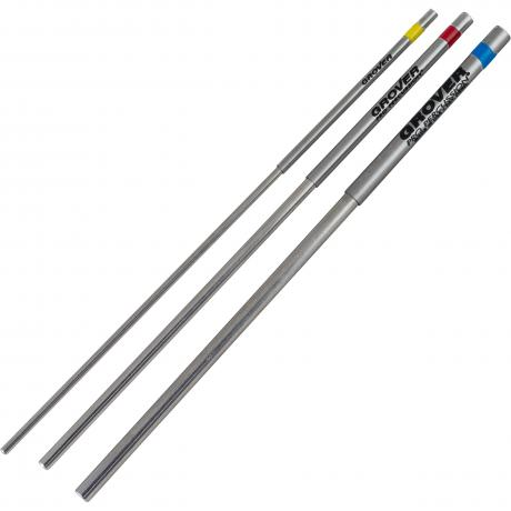 Grover Pro Sound Values 3-Piece Triangle Beater Set
