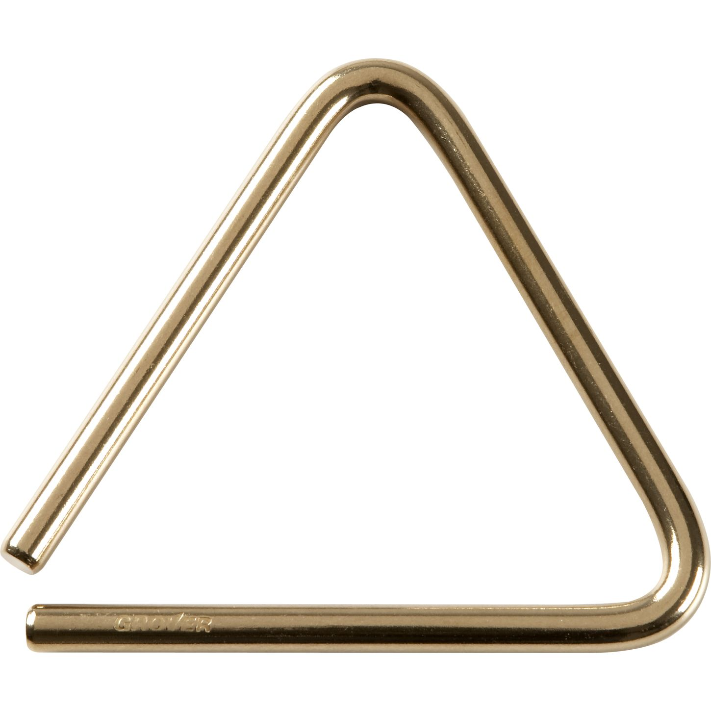 "Grover Pro 5"" Bronze Concert Triangle"