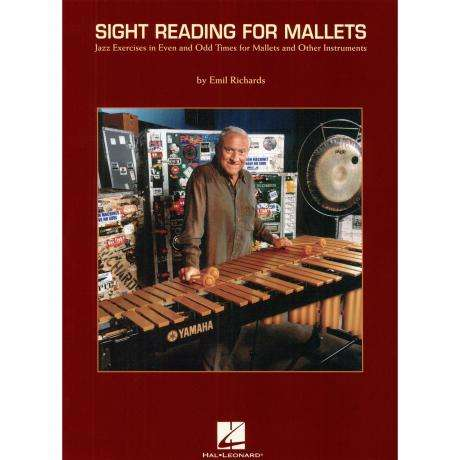 Sight Reading for Mallets by Emil Richards