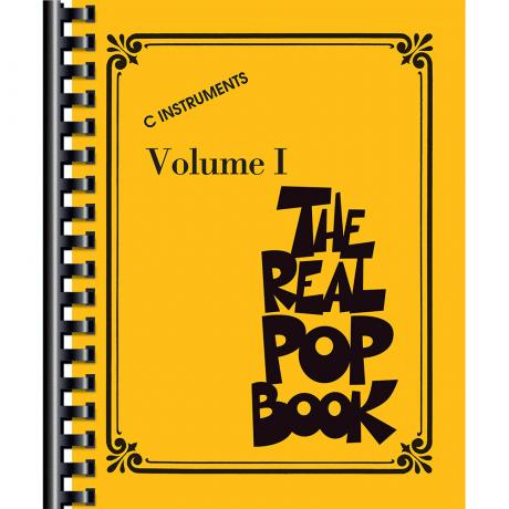 The Real Pop Book Volume I