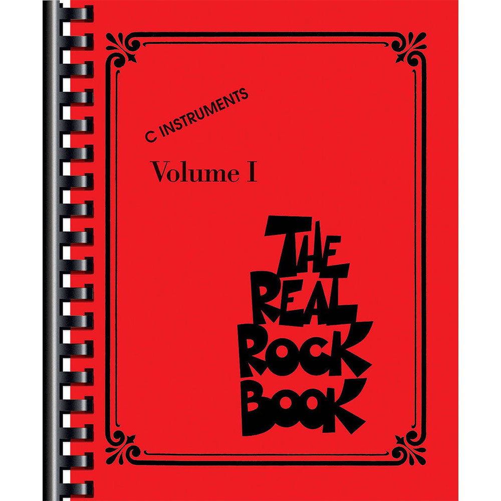 The Real Rock Book Volume I