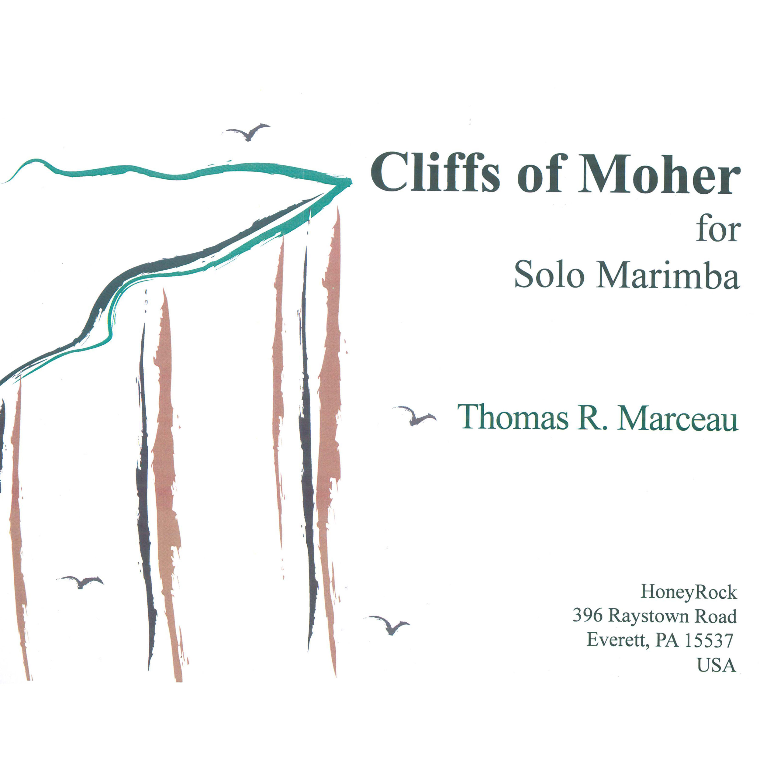 Cliffs of Moher by Thomas Marceau