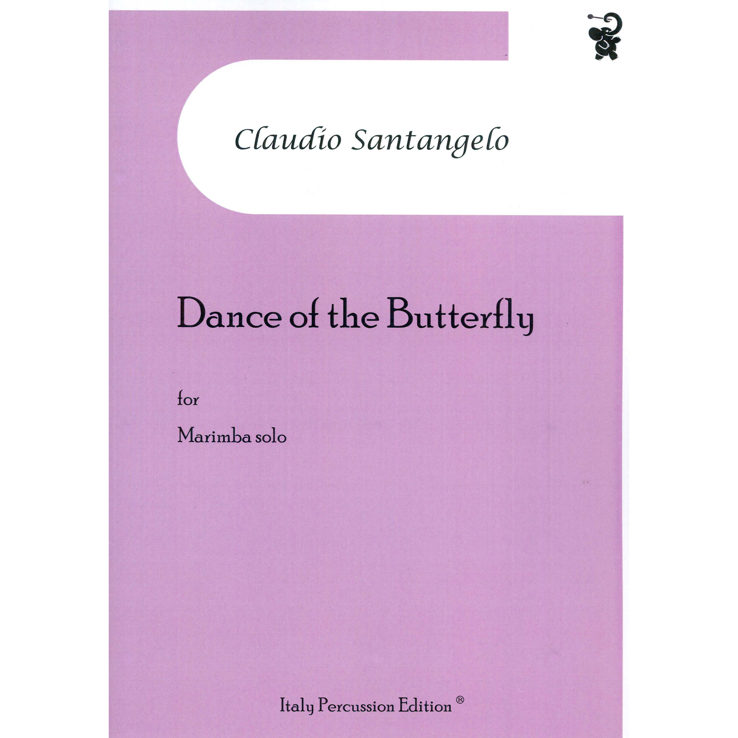 Dance of the Butterfly by Claudio Santangelo