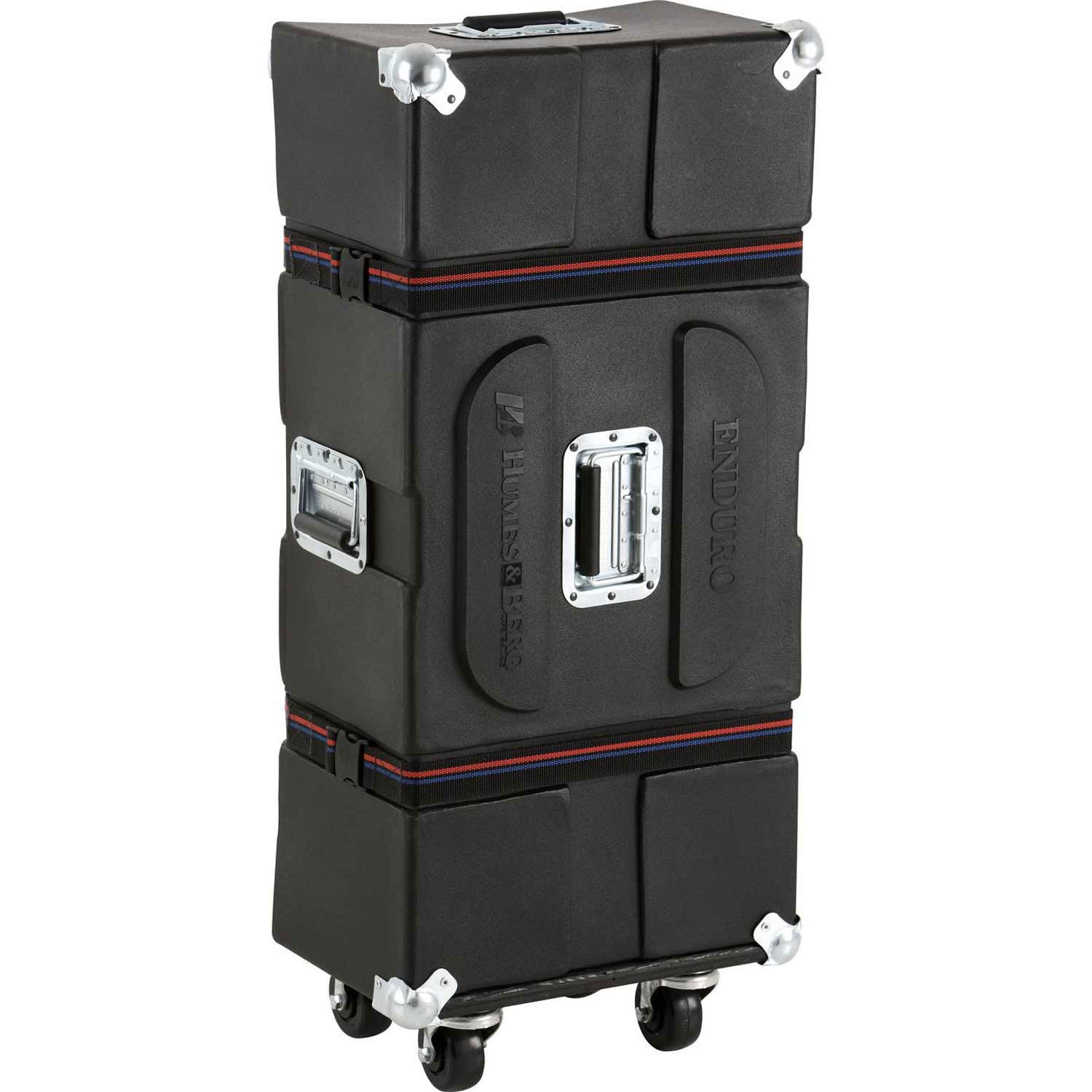 "Humes & Berg 30.5"" x 14.5"" x 9"" Enduro Companion Case with Wheels"