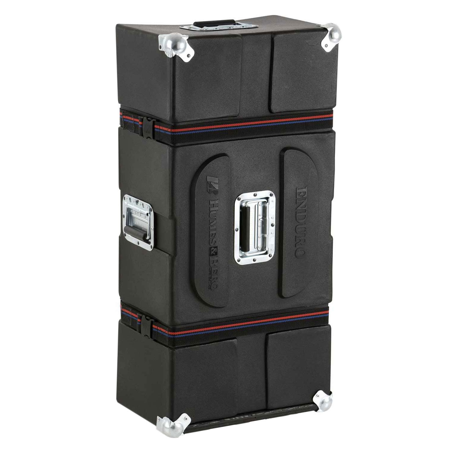 "Humes & Berg 30.5"" x 14.5"" x 9"" Enduro Foam-Lined Accessory Case"