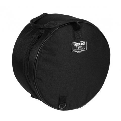 "Humes & Berg 5"" (Deep) x 14"" (Diameter) Tuxedo Square Snare Drum Bag/Soft Case"