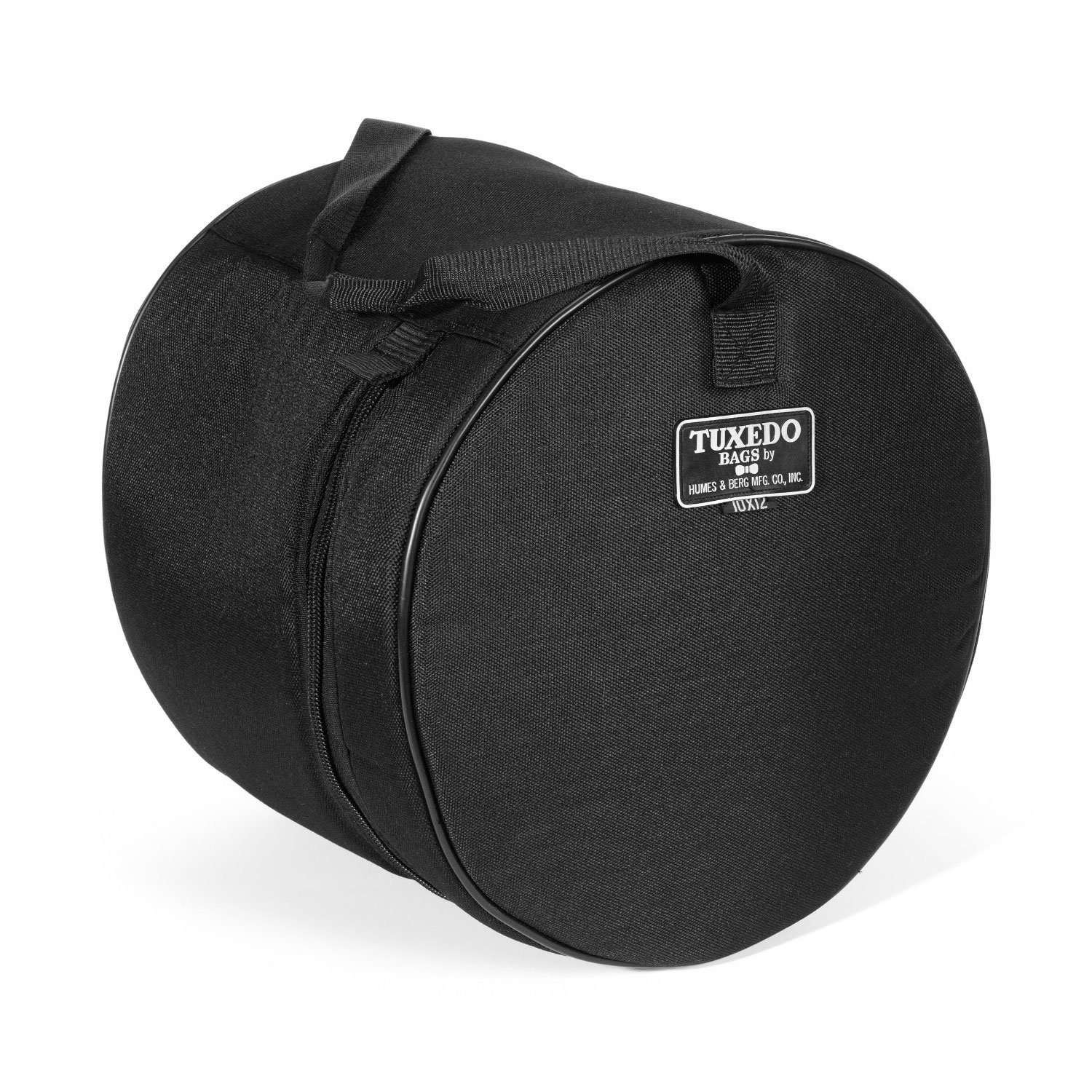 "Humes & Berg 6"" (Deep) x 14"" (Diameter) Tuxedo Snare Bag/Soft Case"