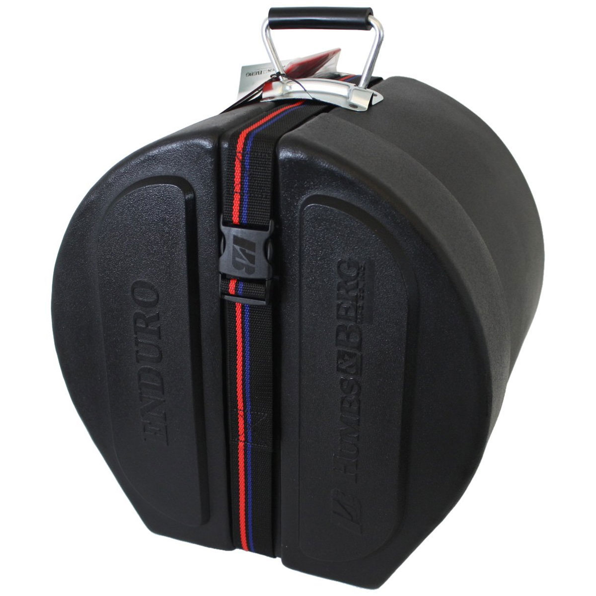 "Humes & Berg 8"" (Deep) x 8"" (Diameter) Enduro Foam-Lined Tom Case"