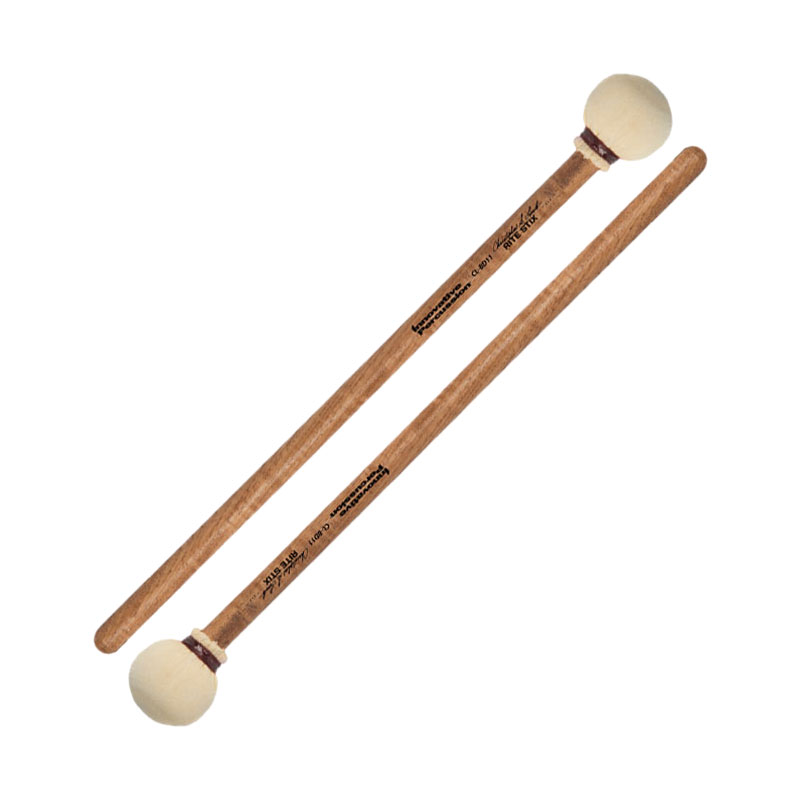 Innovative Percussion Christopher Lamb Orchestral Rite Stix Concert Bass Drum Mallets
