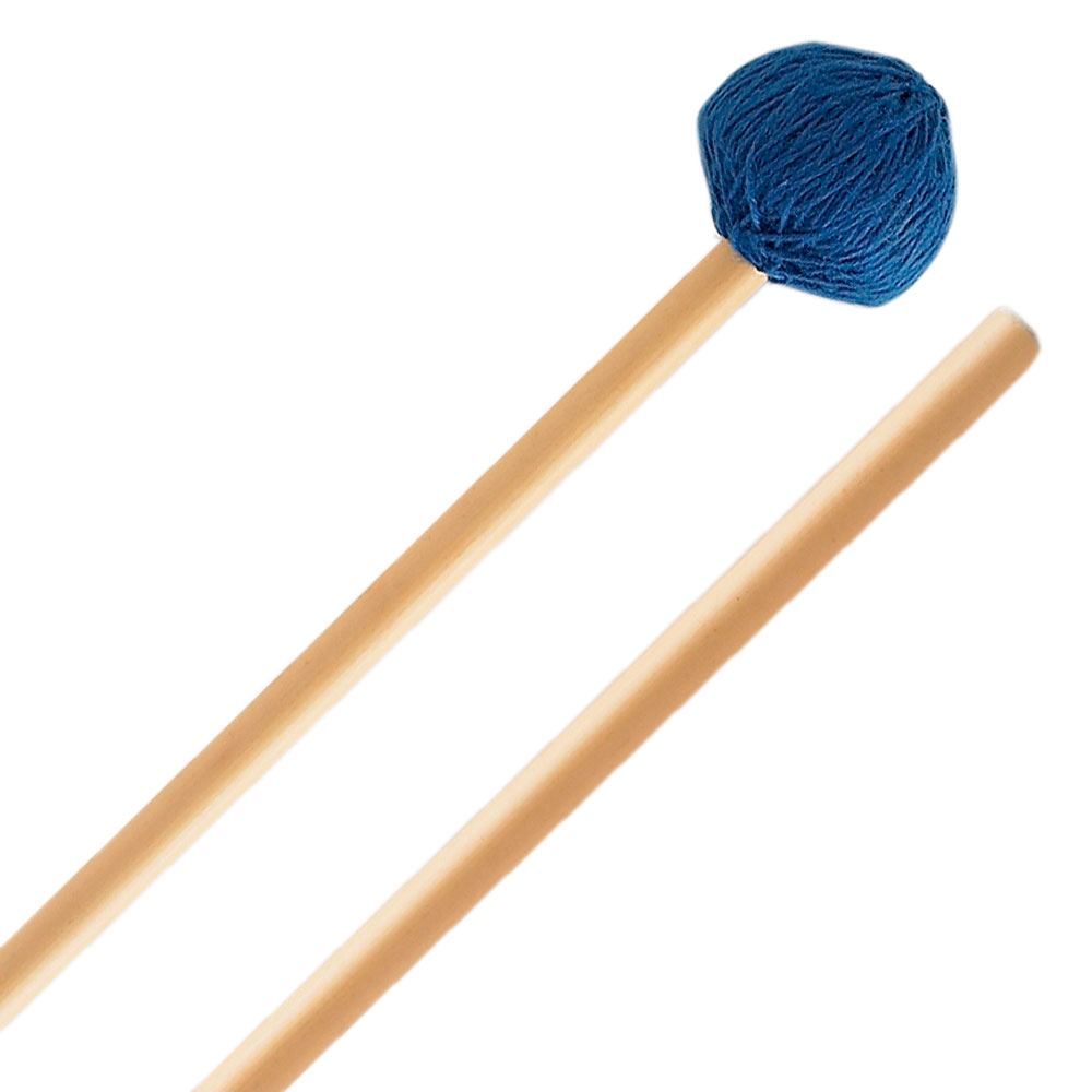 Innovative Percussion Fundamental Series Medium Vibraphone Mallets with Rattan Shafts