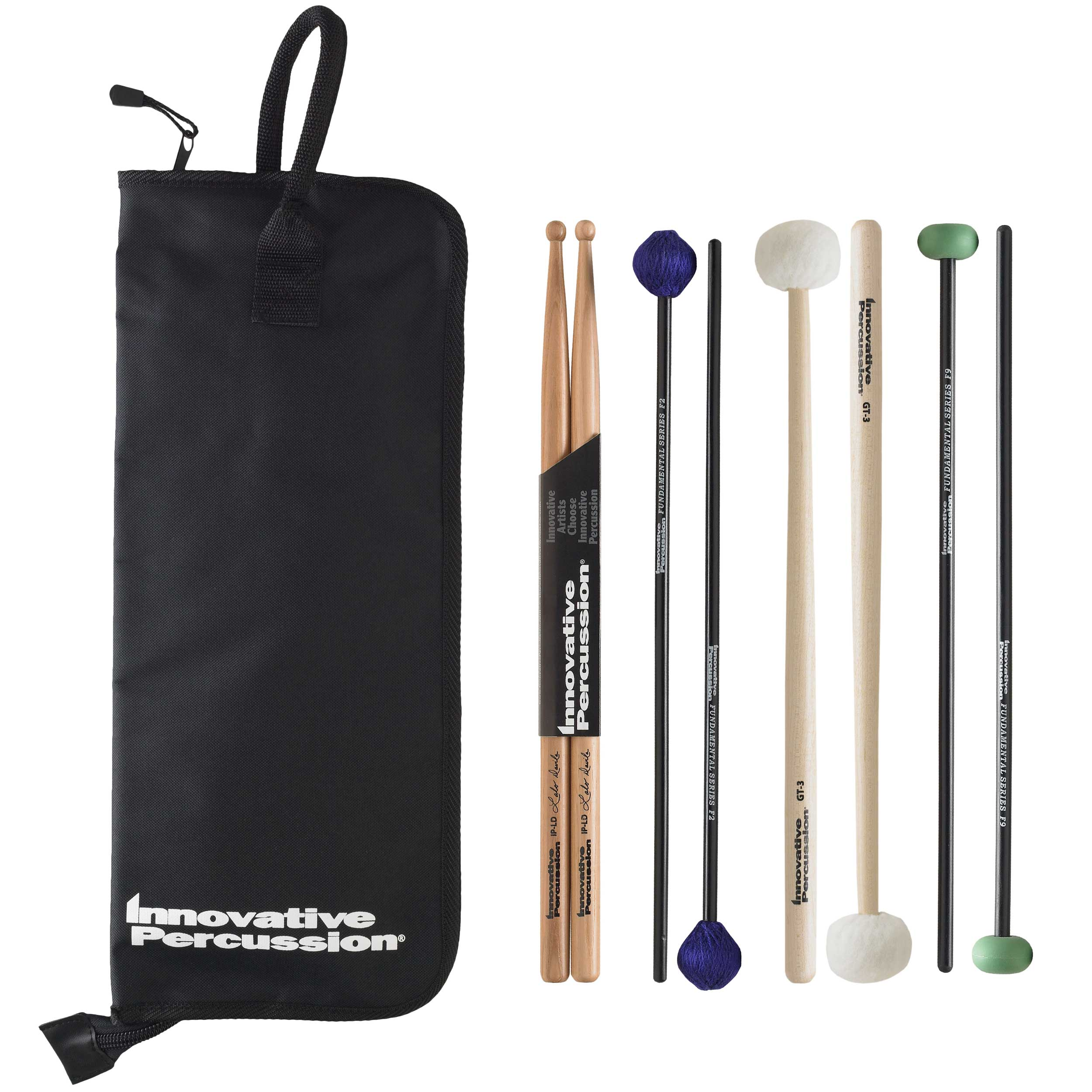 Innovative Percussion Fundamental Intermediate Stick & Mallet Pack