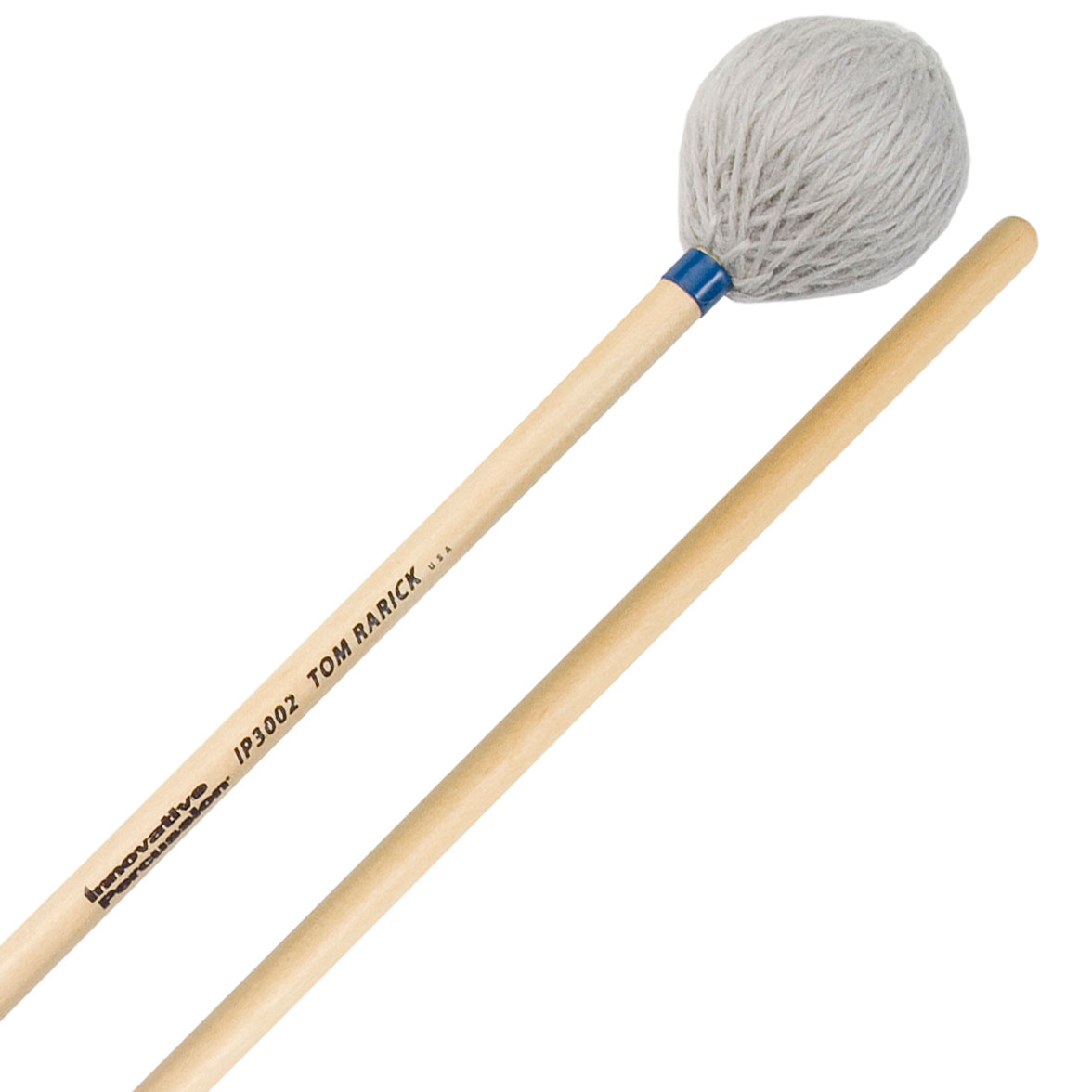 Innovative Percussion IP3002 Tom Rarick Signature Medium Soft Marimba Mallets