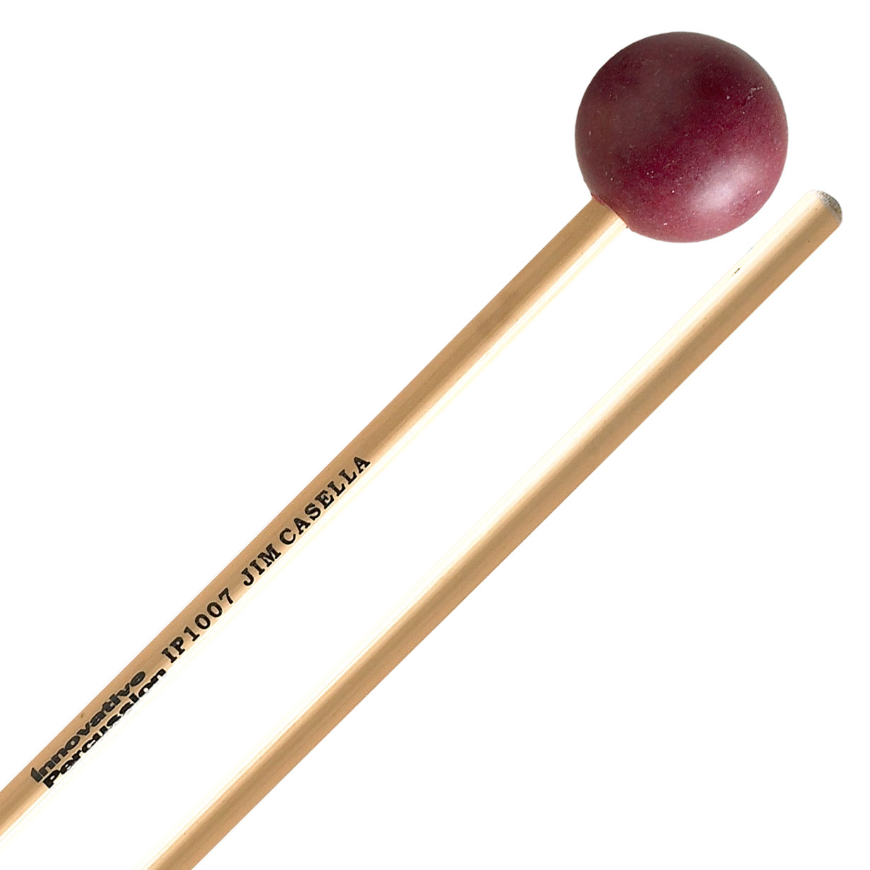 Innovative Percussion IP1007 Jim Casella Signature Medium Dark Xylophone Mallets