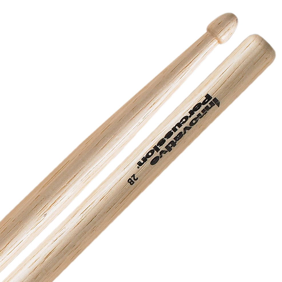 Innovative Percussion 2B Wood Tip Drumsticks