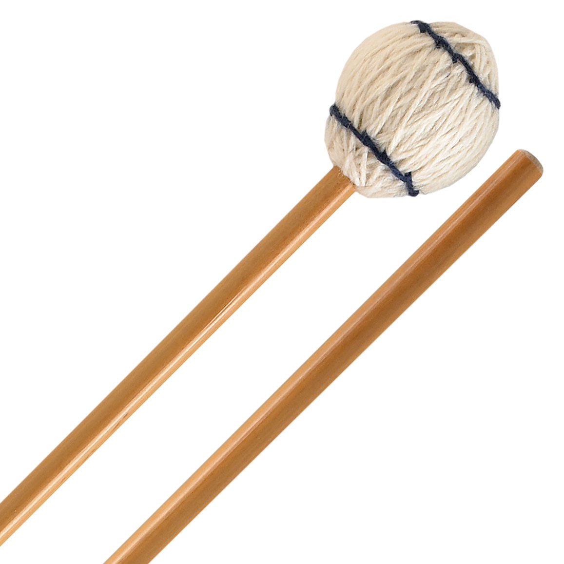 Innovative Percussion Ludwig Albert Signature Very Soft Marimba Mallets with Rattan Shafts