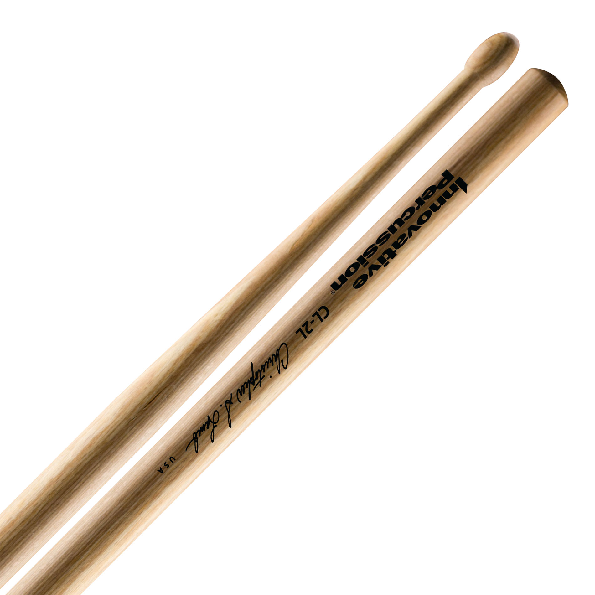 Innovative Percussion Christopher Lamb #2 Laminate Beech Signature Concert Snare Sticks