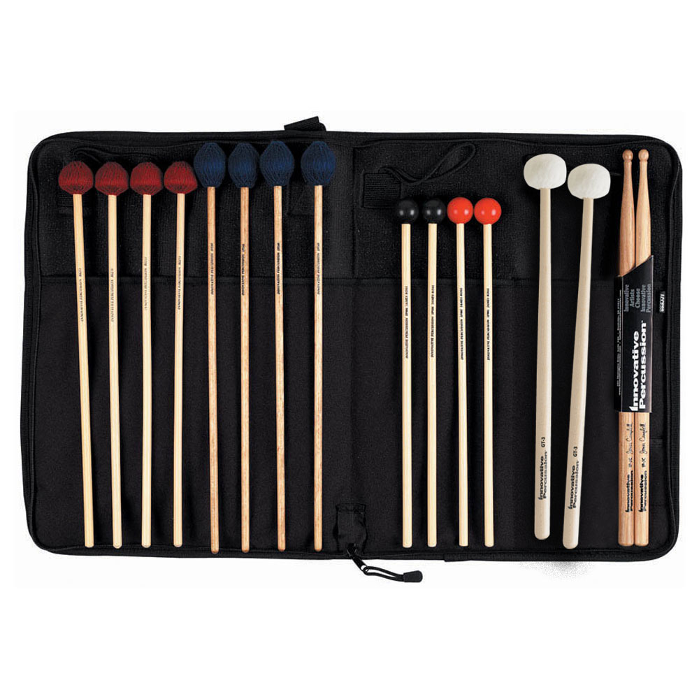 Innovative Percussion College Primer Stick & Mallet Pack