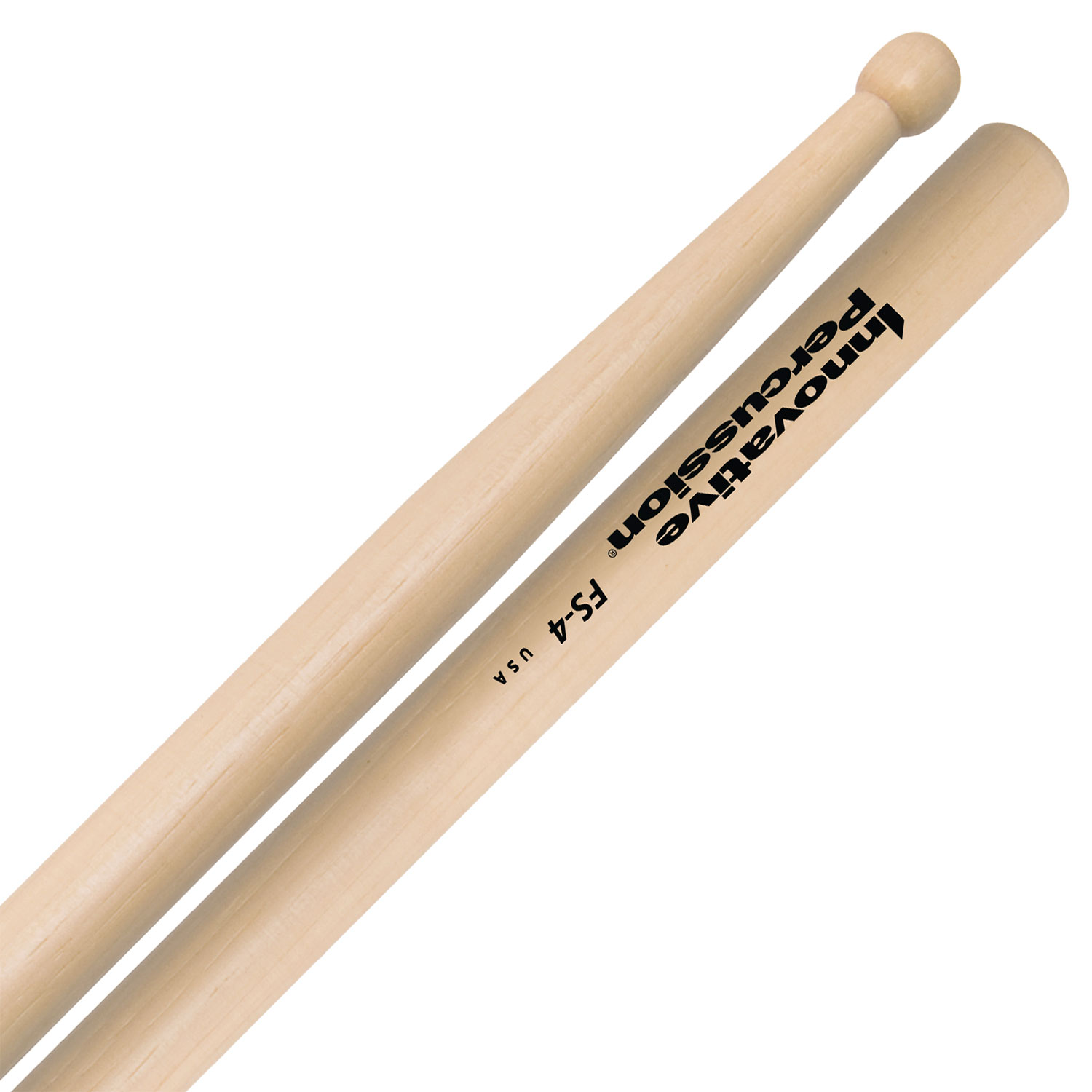 Innovative Percussion FS-4 Field Series Marching Snare Drum Sticks