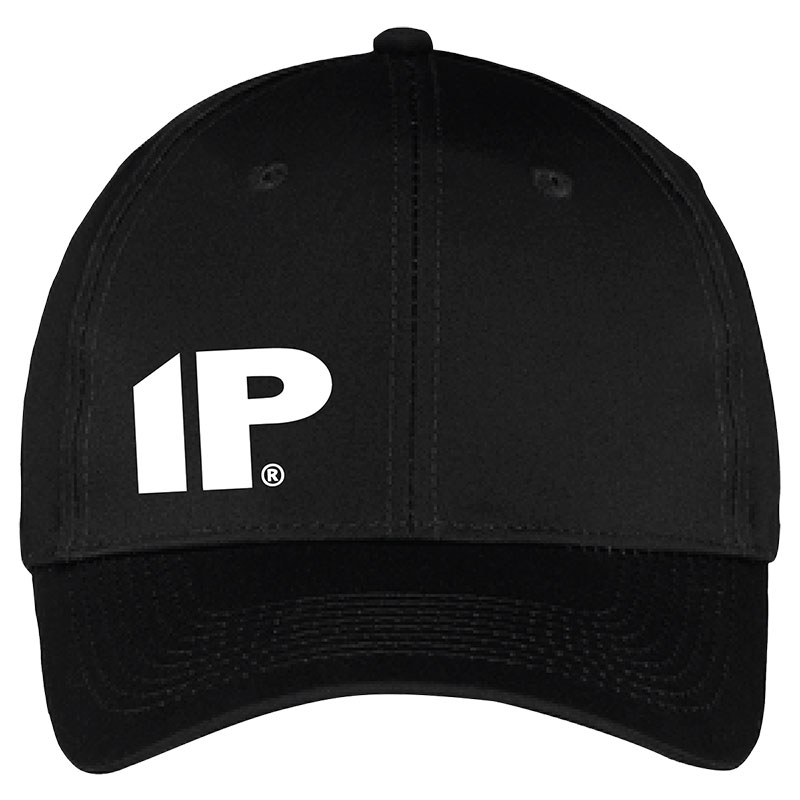Innovative Percussion Black Curved Bill Cap/Hat