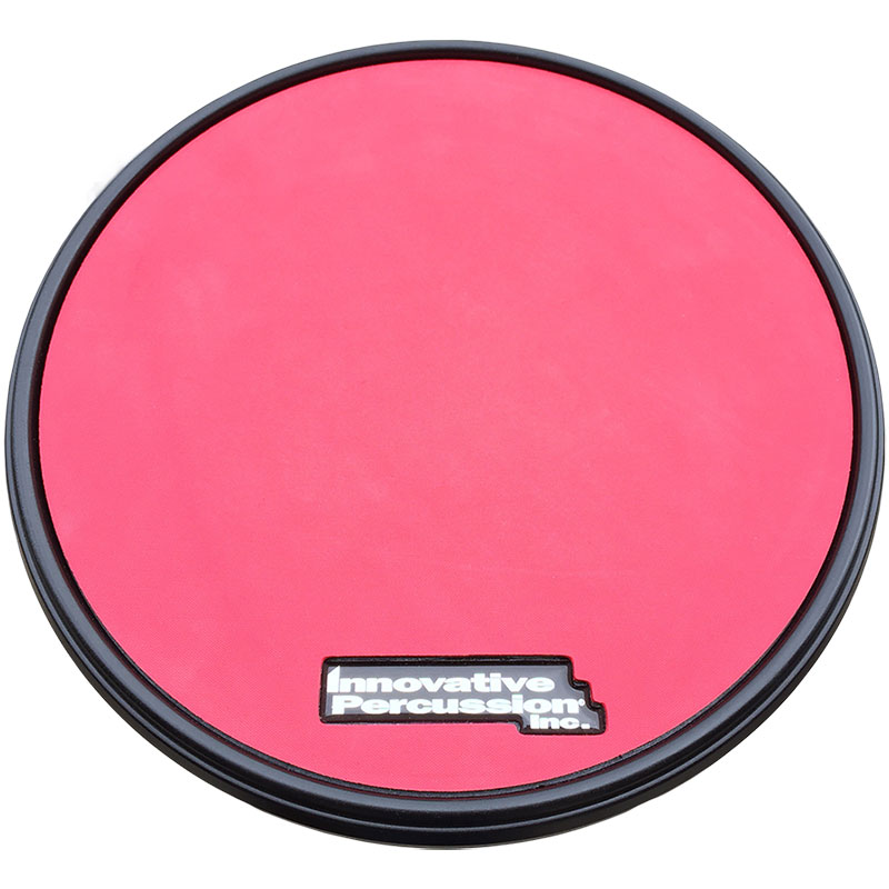 Innovative Percussion Red Gum Rubber Practice Pad