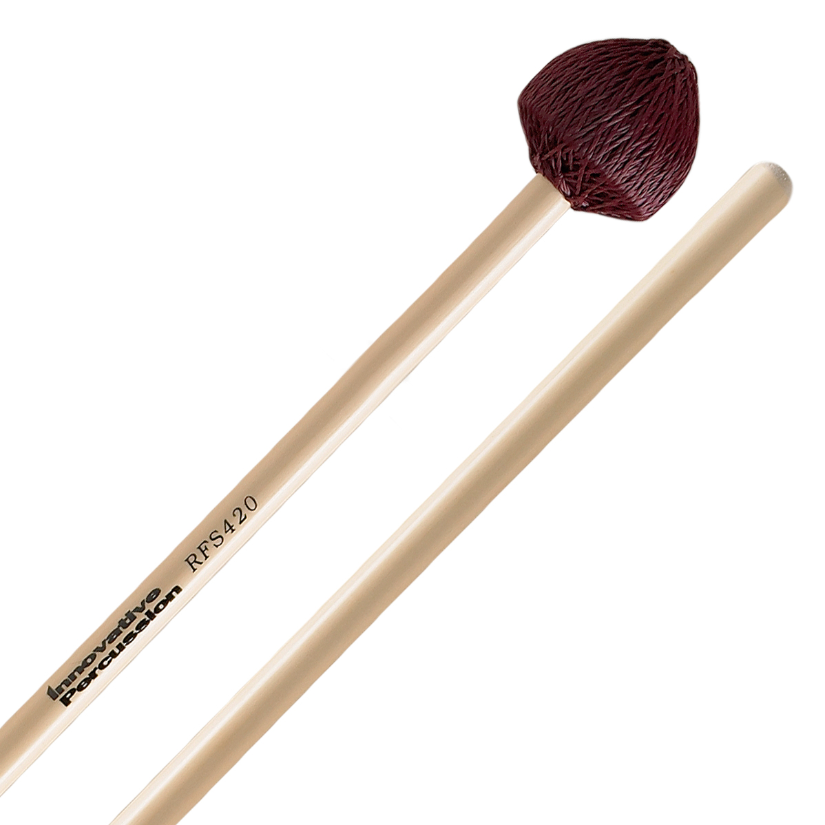 Innovative Percussion RFS420 Field Series Hard Vibraphone Mallets