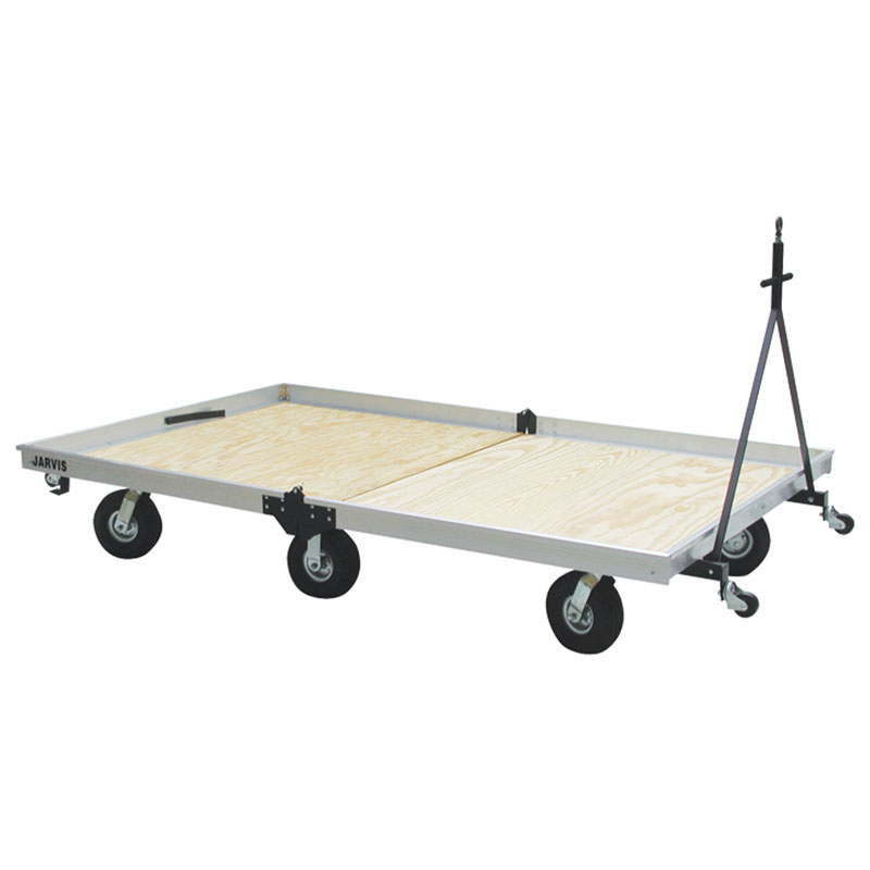 "Jarvis Utility Band Wagon with 10"" Everest Casters"
