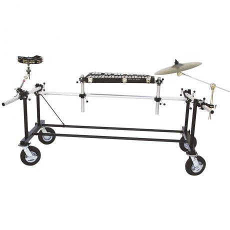 Jarvis Mobile Percussion Rack with 8
