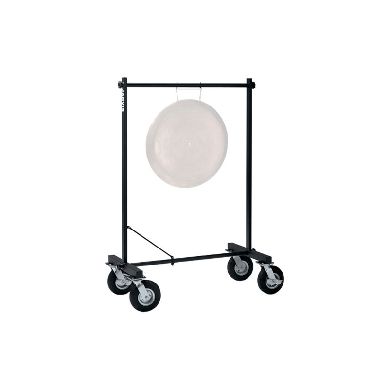 "Jarvis Gong Stand with 8"" Ever Roll Tires"