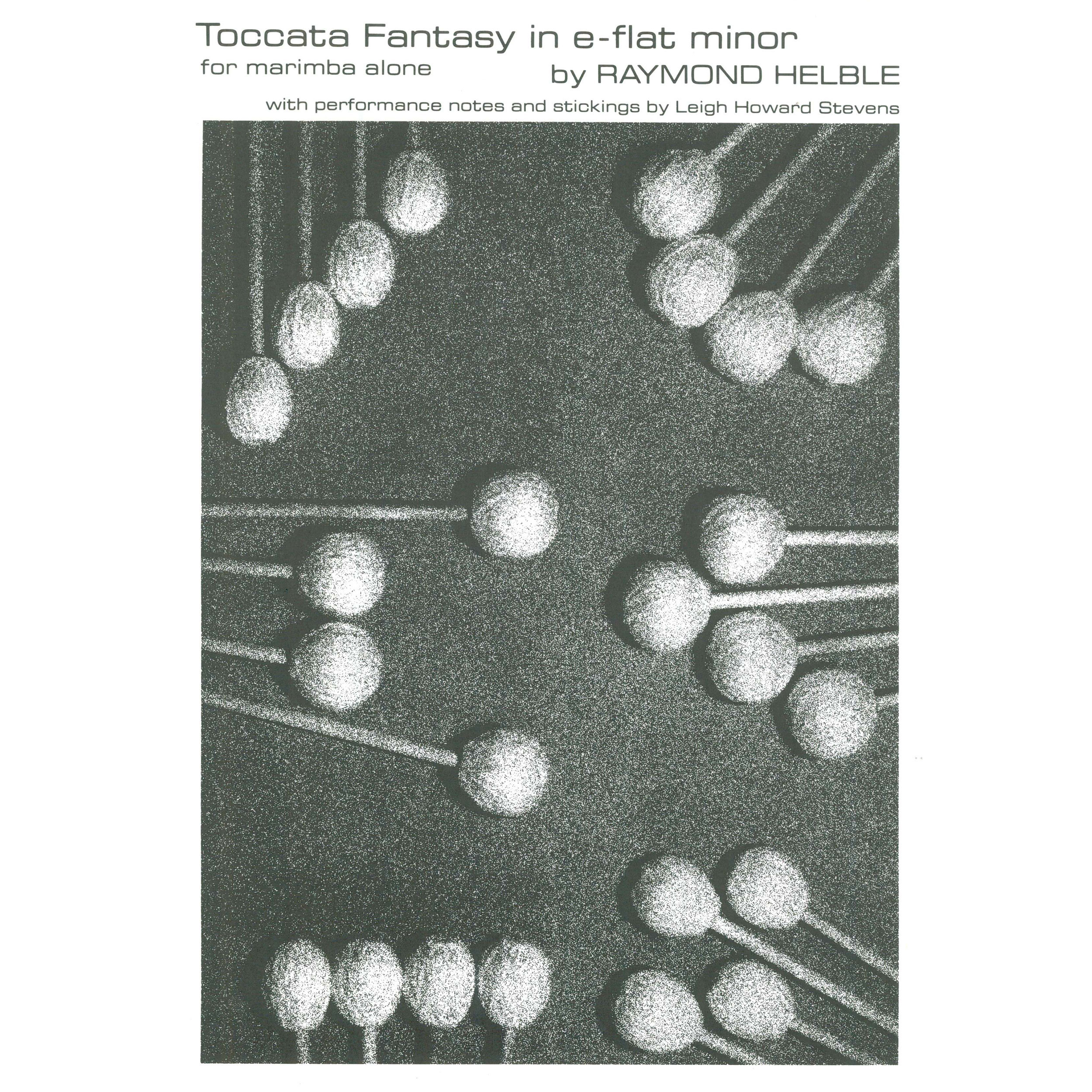 Toccata Fantasy in Eb Minor by Raymond Helble