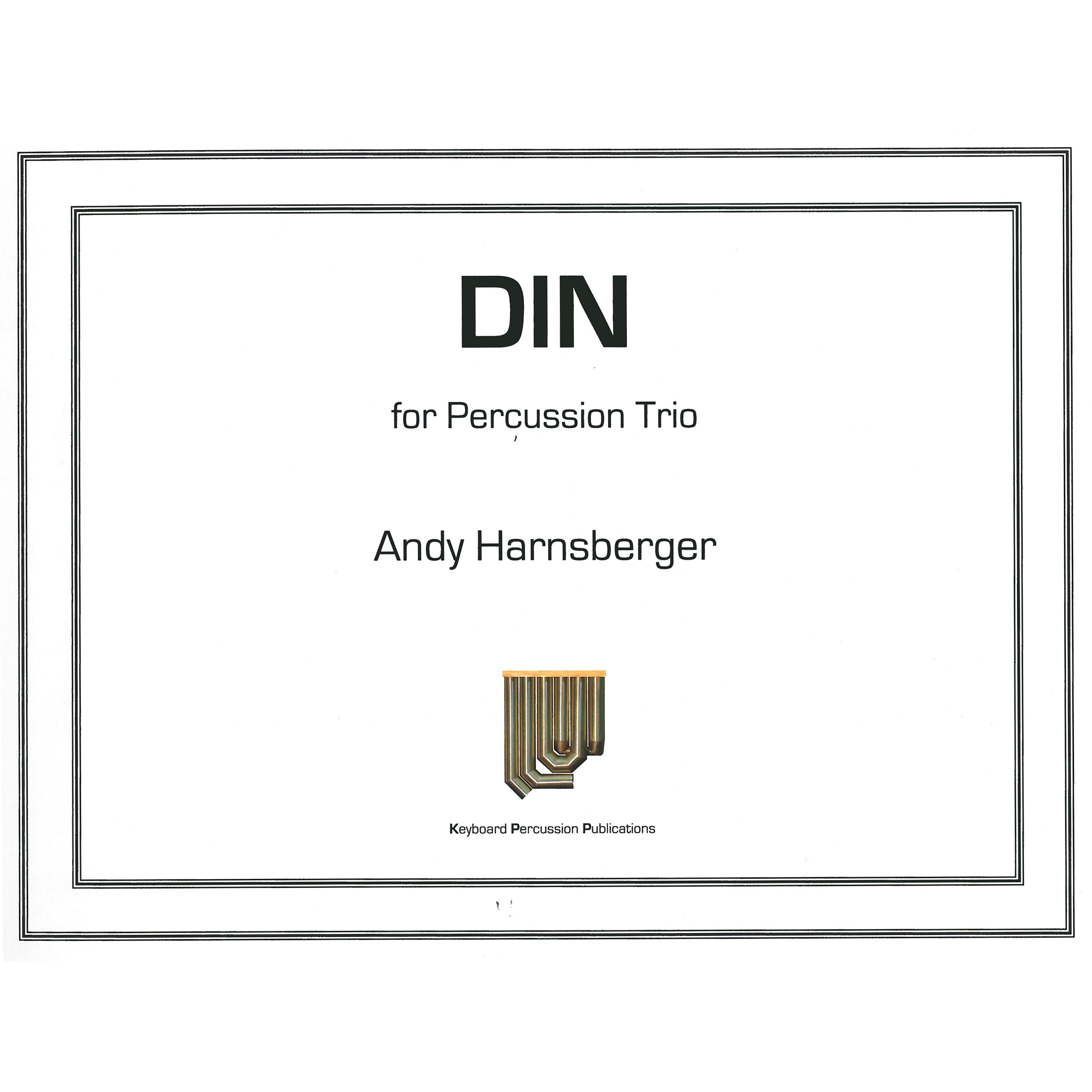 DIN by Andy Harnsberger