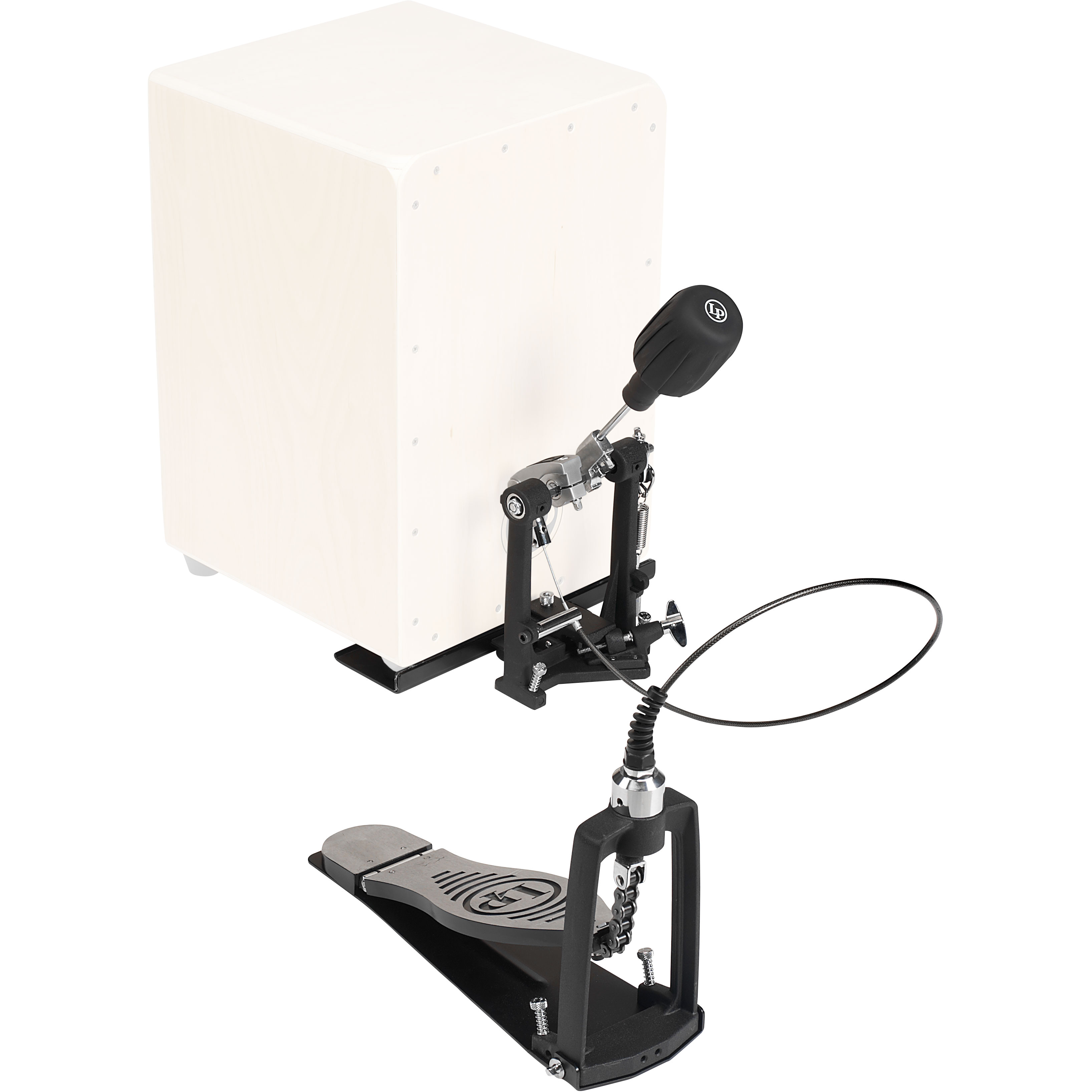 LP Adjustable Cable Drive Cajon Pedal